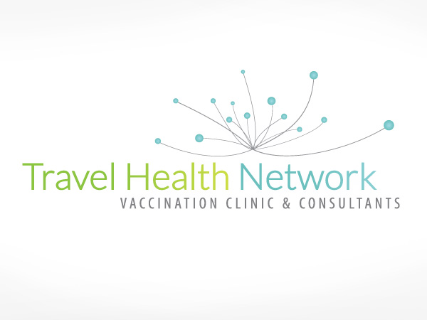 Travel Health Network - Logo Design